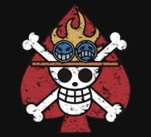 Spade Pirates Jolly Roger by CraftMonsters