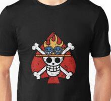 Spade Pirates Jolly Roger Unisex T-Shirt
