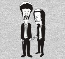 Beavis Butthead Pulp Fiction Parody by 1to7