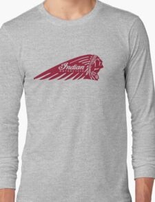 The Indian Long Sleeve T-Shirt