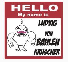 Ludvig von Bahlenkruscher by aj4787