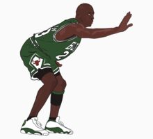 Ray Allen XIII by nineone
