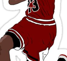Bred XI (Red Jersey - More Colors) Sticker