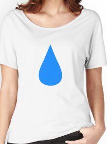Water Drop Women's Relaxed Fit T-Shirt