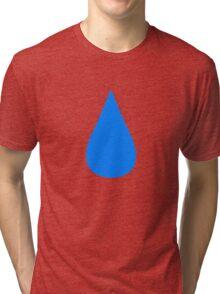 Water Drop Tri-blend T-Shirt