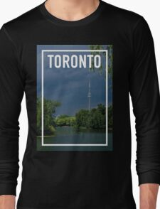 TORONTO FRAME Long Sleeve T-Shirt