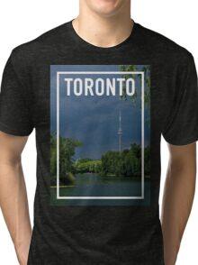 TORONTO FRAME Tri-blend T-Shirt