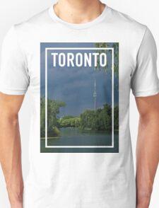 TORONTO FRAME Unisex T-Shirt