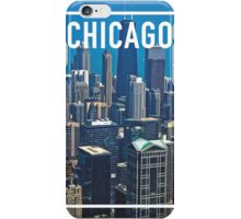 CHICAGO FRAME iPhone Case/Skin