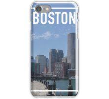 BOSTON FRAME iPhone Case/Skin
