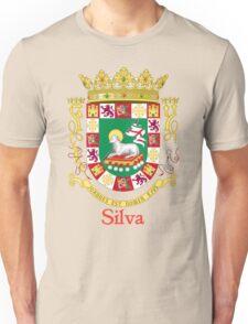 Silva Shield of Puerto Rico Unisex T-Shirt