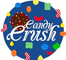 Candy Crush  by eriettataf