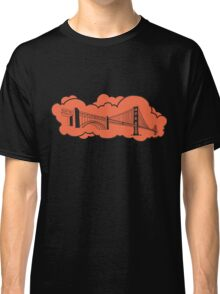 Golden Gate Bridge San Francisco Classic T-Shirt