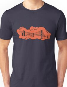 Golden Gate Bridge San Francisco Unisex T-Shirt