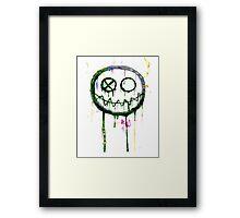 Fun Ghoul Framed Print