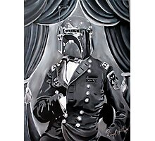 Civil War Boba Fett Photographic Print