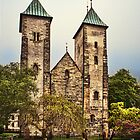 St. Mary's Church in Bergen by © Kira Bodensted