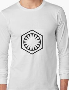 Star Wars The Force Awakens First Order  Long Sleeve T-Shirt