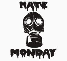 Hate Monday Kids Tee