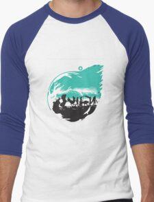 Final Fantasy 7 Men's Baseball ¾ T-Shirt
