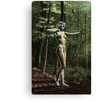 Dryad Archer Canvas Print