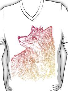 Smug Fox - Warm T-Shirt