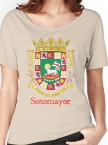 Sotomayor Shield of Puerto Rico Women's Relaxed Fit T-Shirt