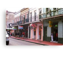 New Orleans Canvas Print