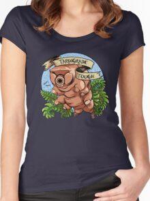 Tardigrade Tough Crest Women's Fitted Scoop T-Shirt