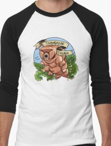 Tardigrade Tough Crest Men's Baseball ¾ T-Shirt