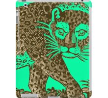 Jungle Cat iPad Case/Skin