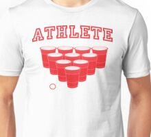 Beer Pong Athlete Unisex T-Shirt