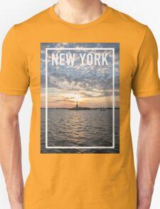 NEW YORK FRAME Unisex T-Shirt