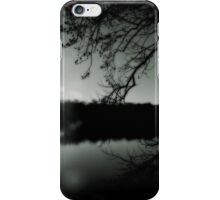 Haunting Silhouette  iPhone Case/Skin