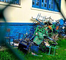 Schoolyard by ekahn
