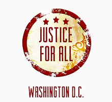 Justice For All Unisex T-Shirt