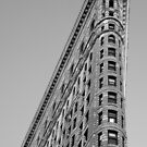 Flatiron Building, New York City, Daniel Burnham by Crystal Clyburn