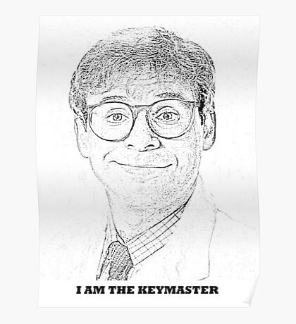 KEYMASTER Poster