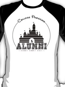 DCP Alumni - Black T-Shirt