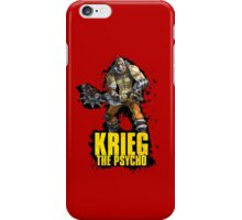 Borderlands 2 - Krieg The Psycho iPhone Case/Skin