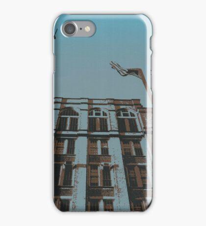 Brooklyn Tech Screen Print iPhone Case/Skin