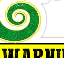 Offensive Sticker