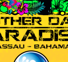 Nassau Bahamas Paradise Island Sticker