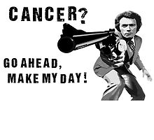Dirty Harry - Cancer  by Mcflytrek