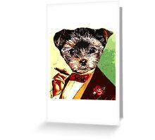 A Good Cigar Greeting Card