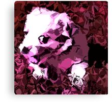 Another puppy Canvas Print
