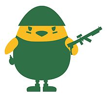 War soldier military fighting chicks by Style-O-Mat