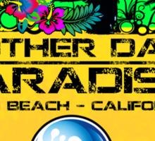 Long Beach Surfer Paradise Sticker