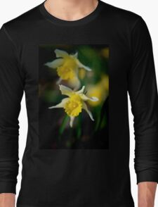 wild daffodils Long Sleeve T-Shirt