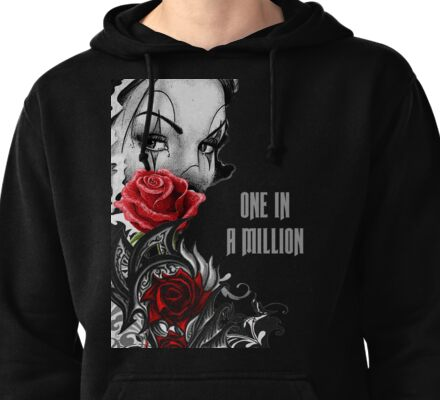 One In A Million Pullover Hoodie